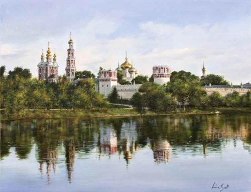 Autunno a Mosca